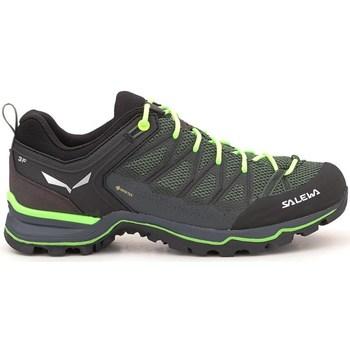 Čevlji  Moški Pohodništvo Salewa MS Mtn Trainer Lite Gtx Zelena