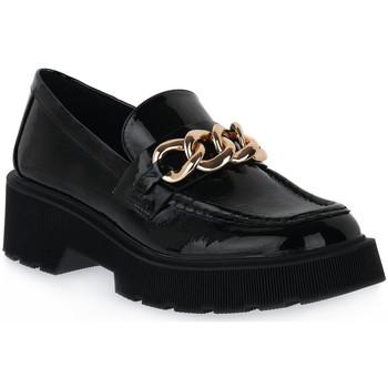 Čevlji  Ženske Mokasini Steve Madden AMULET BLACK Nero