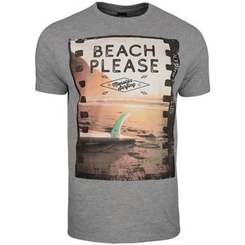 Oblačila Moški Majice s kratkimi rokavi Monotox Beach