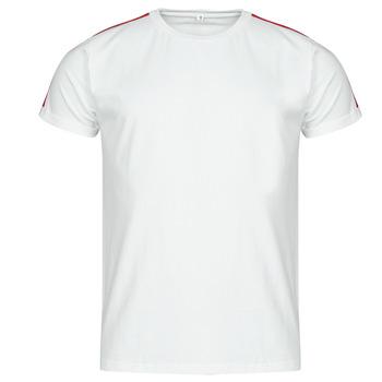 Oblačila Moški Majice s kratkimi rokavi Yurban  Bela