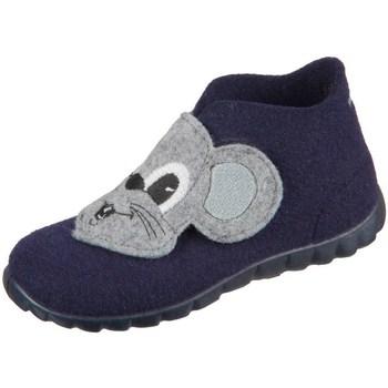 Čevlji  Dečki Nogavice za dojenčke Superfit Happy Siva, Mornarsko modra