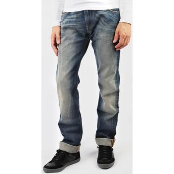 Oblačila Moški Jeans straight Lee Zed L71742RT blue