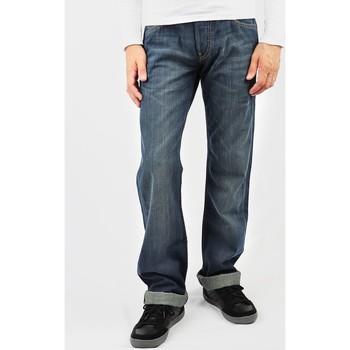 Oblačila Moški Jeans straight Lee Dexter L707OECO blue