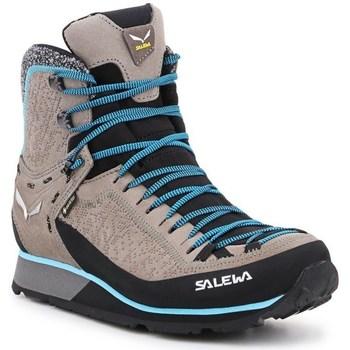 Čevlji  Ženske Pohodništvo Salewa WS Mtn Trainer 2 Winter Gtx Bež