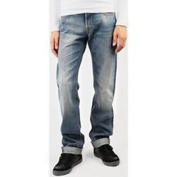 Oblačila Moški Jeans straight Lee Blake L708CRCH blue
