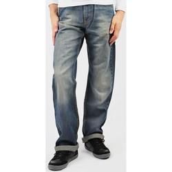 Oblačila Moški Jeans straight Lee Domyślna nazwa blue
