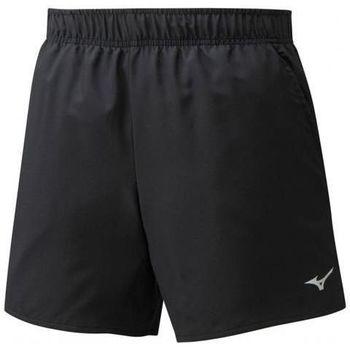 Oblačila Moški Kratke hlače & Bermuda Mizuno Core 55 Črna