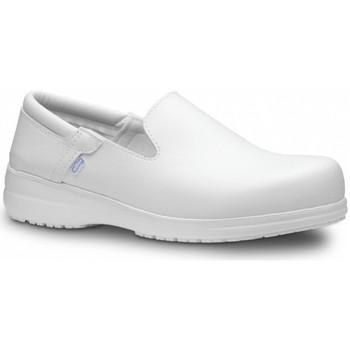 Čevlji  Moški Slips on Feliz Caminar Zapato Laboral SENSAI - Bela