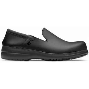 Čevlji  Moški Slips on Feliz Caminar Zapato Laboral SENSAI - Črna