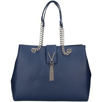 Torbice Ženske Torbice za na ramo Valentino Bags VBS1R405G BLUE