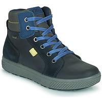 Čevlji  Dečki Škornji za sneg Primigi 8392511 Modra