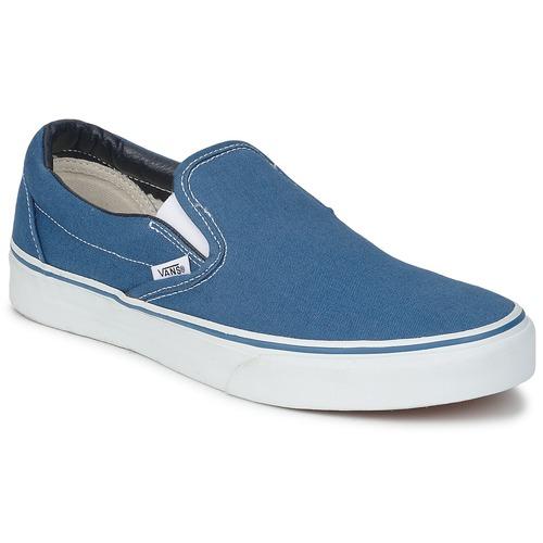 Čevlji  Slips on Vans CLASSIC SLIP ON Modra