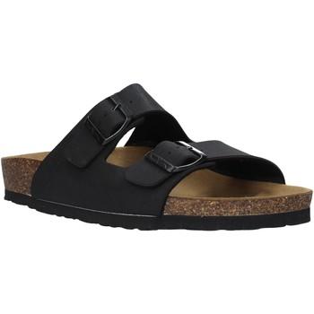 Čevlji  Moški Natikači Valleverde G59900 Črna