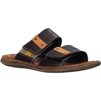 Čevlji  Moški Natikači Valleverde 20825 Rjav
