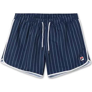 Oblačila Moški Kopalke / Kopalne hlače Fila 688593 Modra