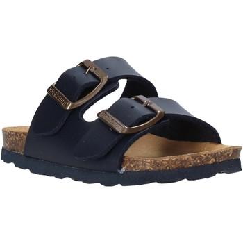 Čevlji  Otroci Natikači Bionatura 22B 1000 Modra