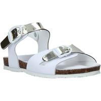 Čevlji  Otroci Sandali & Odprti čevlji Bionatura CHIARA Biely