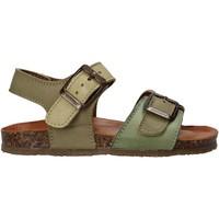 Čevlji  Otroci Sandali & Odprti čevlji Bionatura LUCA Zelena