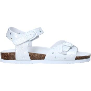 Čevlji  Otroci Sandali & Odprti čevlji Bionatura 22B 1005 Biely