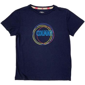 Oblačila Otroci Majice s kratkimi rokavi Colmar 3514 7TQ Modra