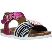 Čevlji  Deklice Sandali & Odprti čevlji Bionatura 22PUPA Roza