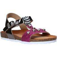 Čevlji  Deklice Sandali & Odprti čevlji Bionatura 22VALE Roza