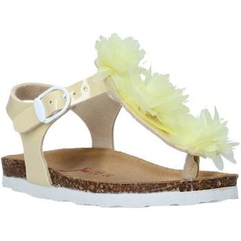 Čevlji  Deklice Sandali & Odprti čevlji Bionatura 22B 1007 Rumena