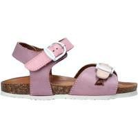 Čevlji  Deklice Sandali & Odprti čevlji Bionatura CHIARA Roza