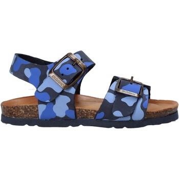 Čevlji  Otroci Sandali & Odprti čevlji Bionatura 22B 1002 Modra