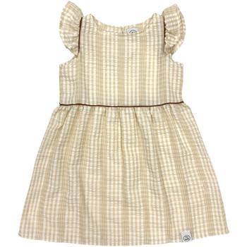 Oblačila Deklice Kratke obleke Naturino 6001014 01 Bež