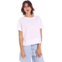 Oblačila Ženske Majice s kratkimi rokavi Invicta 4451248/D Biely