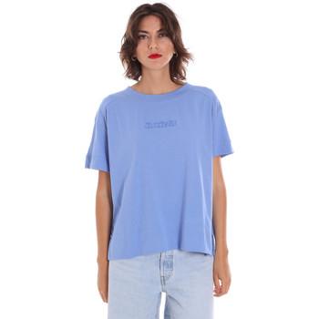 Oblačila Ženske Majice s kratkimi rokavi Invicta 4451248/D Modra