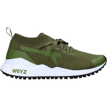 Čevlji  Moški Nizke superge W6yz 2014538 01 Zelena