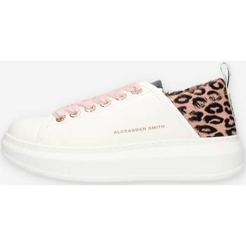 Čevlji  Ženske Nizke superge Alexander Smith E113211 Pink