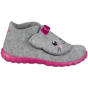 Čevlji  Otroci Nogavice Superfit Happy Siva