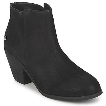 Čevlji  Ženske Gležnjarji Blink MARA Črna