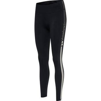 Oblačila Ženske Pajkice Hummel Legging femme  hmlLGC blair mw noir