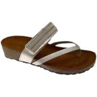 Čevlji  Ženske Sandali & Odprti čevlji Calzaturificio Loren LOD8837ar grigio