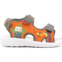 Čevlji  Otroci Sandali & Odprti čevlji Lumberjack SB09806 001 M67 Oranžna