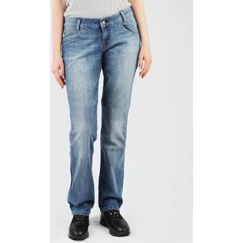 Oblačila Ženske Jeans straight Lee Leola Streight L332CAPT blue