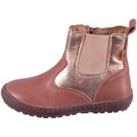 Čevlji  Deklice Gležnjarji Bisgaard Ebba Roza