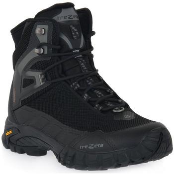 Čevlji  Moški Pohodništvo Trezeta SHAN WP BLACK Nero