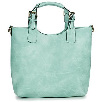 Torbice Ženske Ročne torbice Moony Mood PAGELLO Zelena