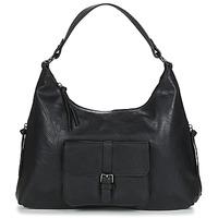 Torbice Ženske Ročne torbice Moony Mood PAGELLI Črna