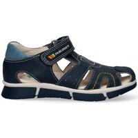 Čevlji  Dečki Sandali & Odprti čevlji Pablosky 58232 Modra