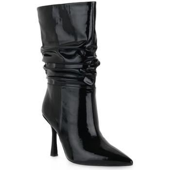 Čevlji  Ženske Gležnjarji Jeffrey Campbell BLK GUILLO Nero