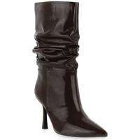 Čevlji  Ženske Gležnjarji Jeffrey Campbell BRO GUILLO Marrone