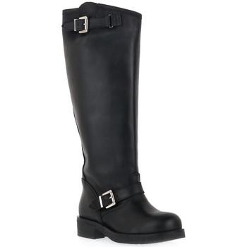 Čevlji  Ženske Mestni škornji    Priv Lab NERO STIVALE Nero