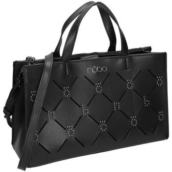Torbice Ženske Ročne torbice Nobo NBAGK1160C020 Črna