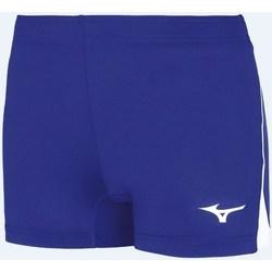 Oblačila Ženske Kratke hlače & Bermuda Mizuno High Kyu Tight Mornarsko modra
